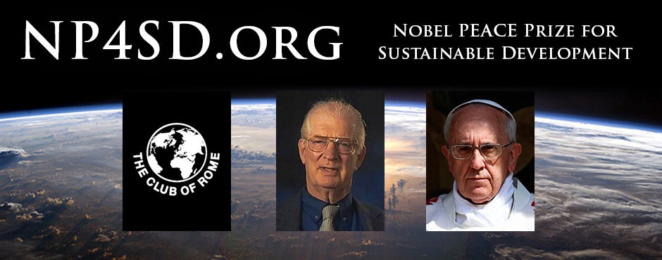 Nobel Peace Prize for Sustainable Development
